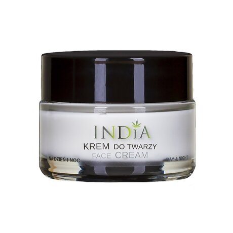 INDIA facial cream for every skin type 50 ml