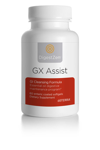 GX Assist® GI Cleansing Formula  60 софтгел капсули