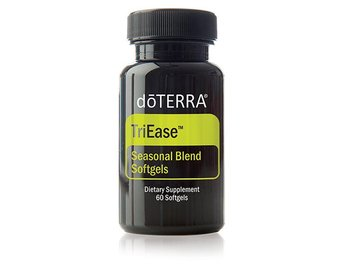 TriEase® Softgels Seasonal Blend - 60 капсули